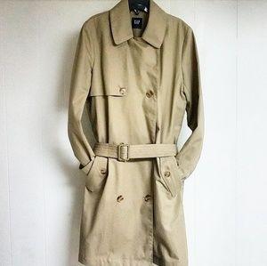 GAP Classic Trench Chino Coat
